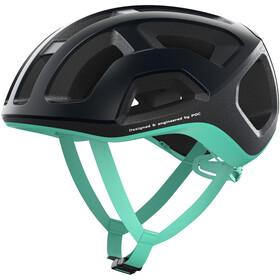 POC Ventral Lite Helm uranium black/fluorite green matt